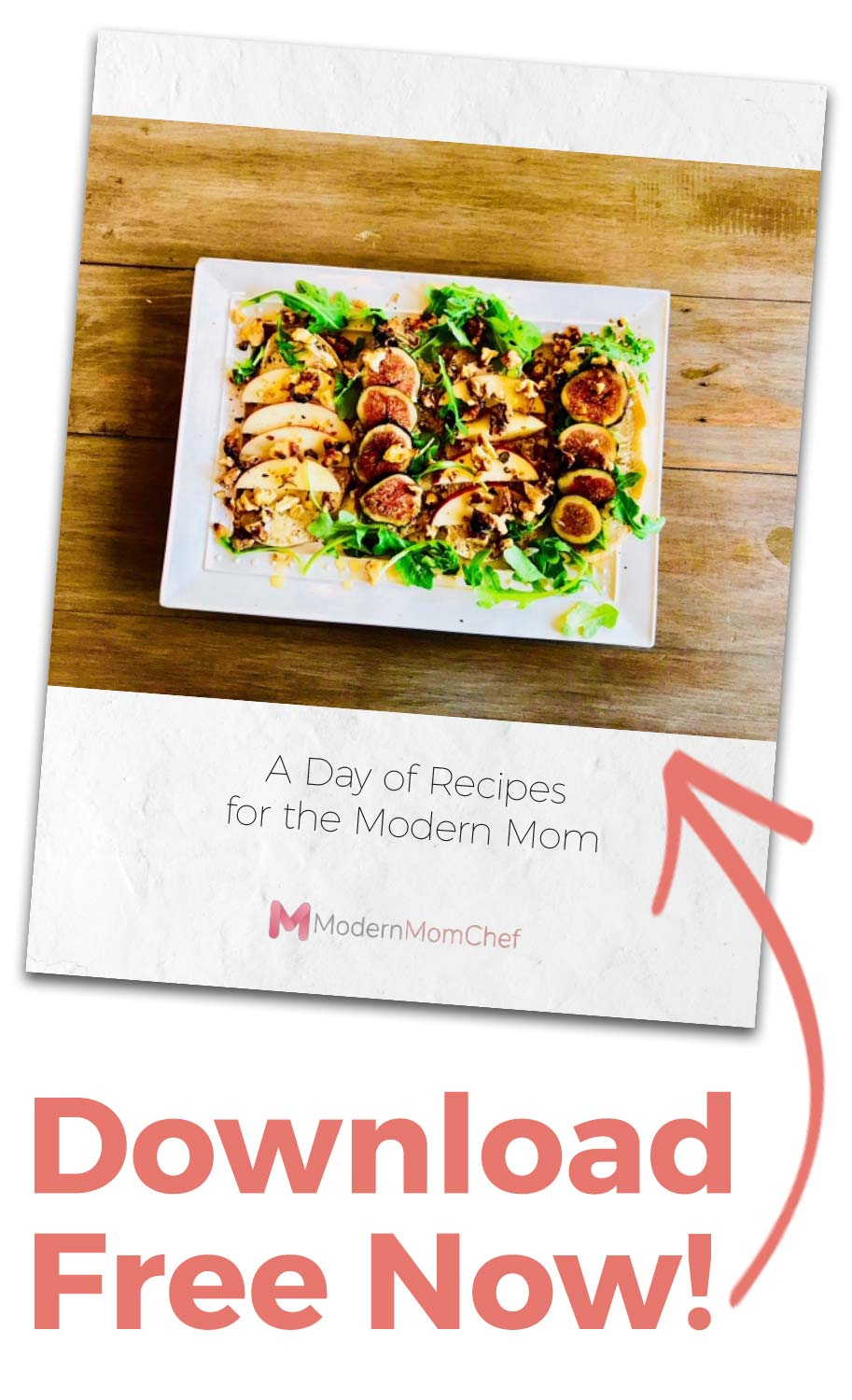 Modern Mom Chef Free Recipe Book